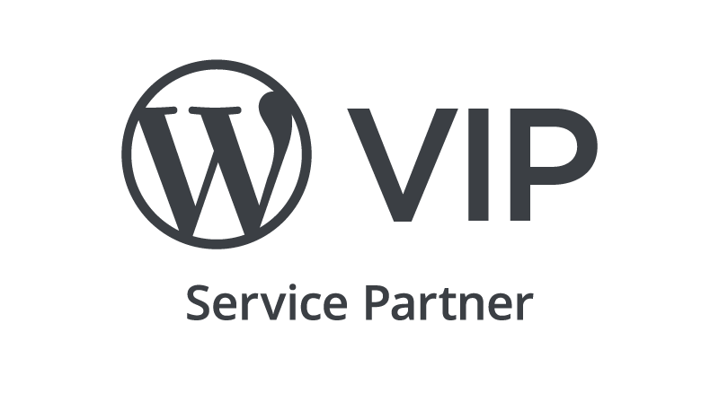 WordPress VIP program logo