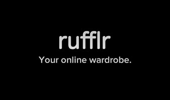rufflr-logo-bw
